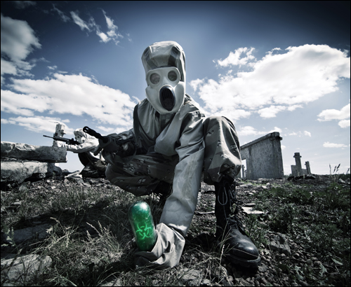 The Evolving Chemical/Biological Terrorism Threat