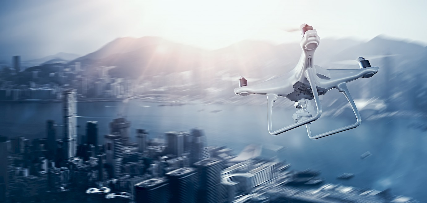 Unmanned Aircraft Systems – On the Way to the Jetsons' Era