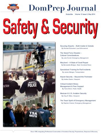 Safety & Security | DomPrep Journal