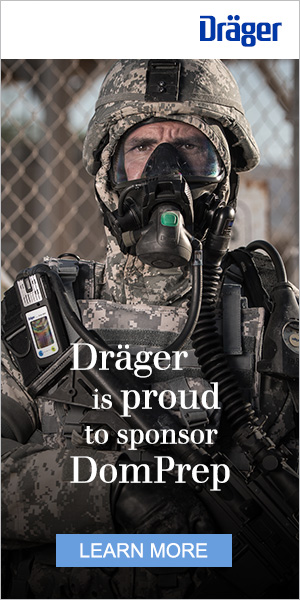 Drager tower ad