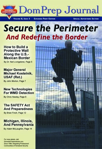 DomPrep Journal: Secure the Perimeter and Redefine the Border | DomPrep Journal