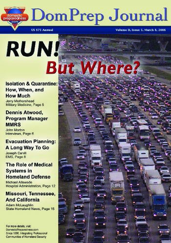 DomPrep Journal: RUN! But Where? | DomPrep Journal