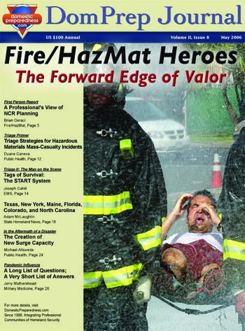 DomPrep Journal: Fire/HazMat Heroes The Forward Edge of Valor | DomPrep Journal