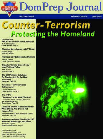 DomPrep Journal: Counter-Terrorism Protecting the Homeland | DomPrep Journal