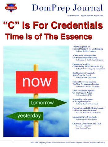 'C' Is For Credentials, Time is of The Essence | DomPrep Journal