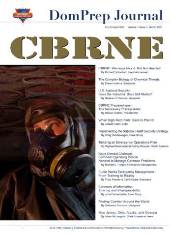 CBRNE  | DomPrep Journal