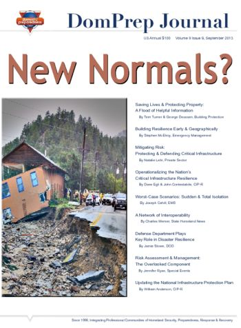 New Normals | DomPrep Journal