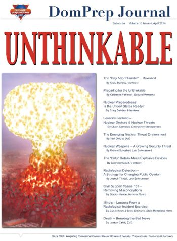 UNTHINKABLE | DomPrep Journal