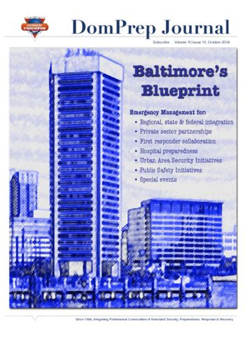 Baltimore's Blueprint | DomPrep Journal