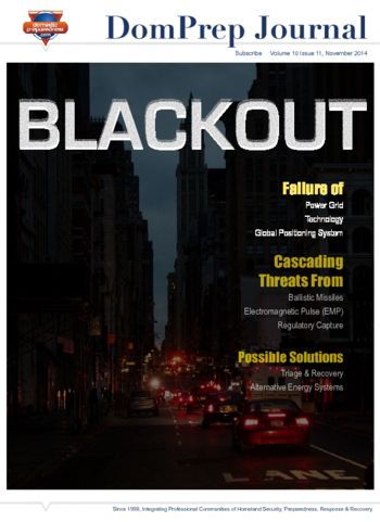 BLACKOUT | DomPrep Journal