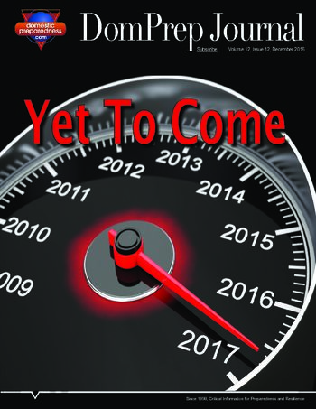 Yet To Come | DomPrep Journal